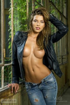 Jeans babe