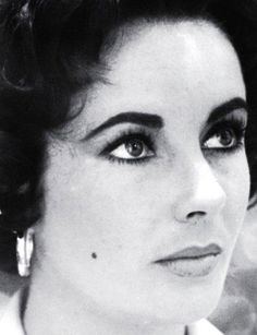 Elizabeth Taylor, great and beautiful actress.