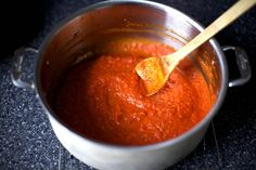 Make your own tomato sauce for spaghetti to cut out unnecessary sugar.   15 Healthier Versions Of Your Favorite Childhood Foods