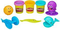 Play-Doh Ocean Tools Playset