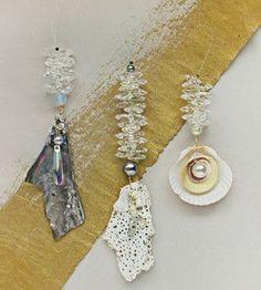 25 Jewelry Making Ideas for the Beach | Mermaid Trinket Dangles!