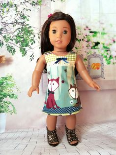 Oh Sew Kat! – Fashion Trends for Dolls & their Friends; PDF Sewing Patterns for 14-18 inch Doll Clothes