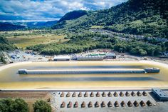 The artificial surf park in the heart of Snowdonia