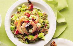50 ways to make quinoa - Avocado and Quinoa Salad
