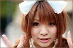 Tiny japanese girl