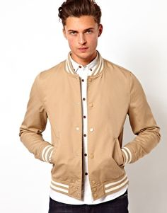 Varsity Jacket from Asos <3
