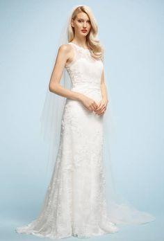 Watters - 3042B - Wedding Dress