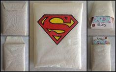 Supermen ipad case from boucra.blogspot.com