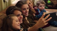 "46 Likes, 4 Comments - Duggar Daughters (@duggar.daughters) on Instagram: ""Sister selfie! (and Spurgie) """