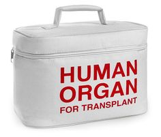 Organ Transport Lunch Cooler | 31 Delightfully Weird Gifts For All The Medical Nerds In Your Life