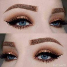 130 festival&party make-up ideas - Hanna Feißel - Makeup Makeup Eye Looks, Smokey Eye Makeup, Cute Makeup, Pretty Makeup, Skin Makeup, Eyeshadow Makeup, Beauty Makeup, Red Makeup, Unique Makeup