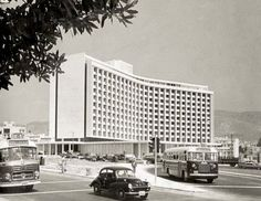 Emblematic Athens Hilton turns Luxurious hotel became associated with changing face of Greek capital, not always for the best By Dimitris Rigopoulos Old Pictures, Old Photos, Vintage Photos, Greece History, Good Old Times, History Of Photography, Athens Greece, Architecture, Great Photos
