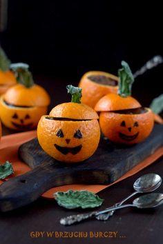 Gdy w brzuchu burczy... : Halloween