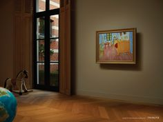 Vincent van Gogh - The Bedroom, 1888