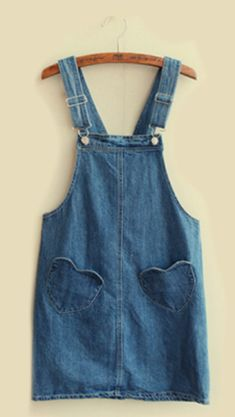 Eggs And Daisies: ~DIY: Denim Overall Dress (Long post)~ Diy 90s Clothes, Diy Clothes Design, Sewing Clothes, Diy Clothing, Jean Overall Dress, Jeans Dress, Girls Denim Dress, Long Overalls, Denim Overalls
