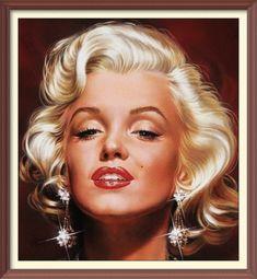 """""""Una carrera es una cosa maravillosa, pero no sirve para acurrucarse contra ella en una noche fría"""". Rare Marilyn Monroe, Gifs, Best Kisses, Norma Jeane, Keith Richards, Hair Dos, Classic Hollywood, American Actress, Glamour"""