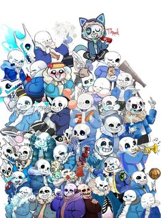 Plurk Sans together by k125125123