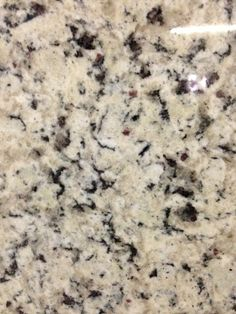 New Level One Granite color Giallo Fiesta, awesome for light colored kitchen countertops and bathroom vanities www.knoxstoneinteriors.com