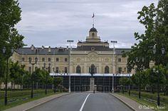 RU_150623 Venäjä_0294 Strelnan Konstantinin palatsi Leningradin oblastissa Russia, Louvre, Building, Travel, Viajes, Buildings, Destinations, Traveling, Trips