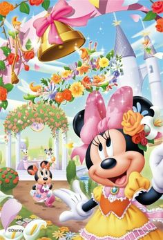 Campane a festa Disney