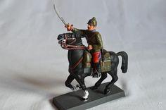 Juguetes Antiguos: Figura de plomo a caballo. Dea by Cassandra. - Foto 2 - 56598214