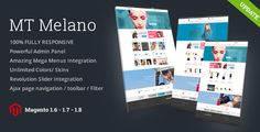 This Deals MT Melano Retina Responsive Magento ThemeWe have the best promotion for you and if you are interested in the related item or need more information reviews from the x customer who are own of them before please follow the link to see fully reviews