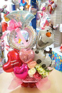 関連画像 Boquet, Balloon Bouquet, Balloon Arrangements, Balloon Decorations, Balloon Gift, Lincoln, Balloons, Projects To Try, Frozen