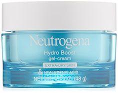 Neutrogena Hydro Boost Gel Cream, Extra Dry Skin, 1.7 Ounce, http://www.amazon.com/dp/B00NR1YQK4/ref=cm_sw_r_pi_awdm_ALwkvb09XRR1R