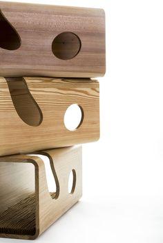Cat60 wood, the italian style for your kitten and you! http://brandodesign.it/it/cucce-per-gatti/cuccia-per-gatti-cat60-legno.html