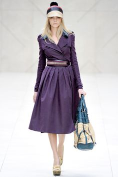 Burberry Prorsum - Pret A Porter - London Fashion Week 2012 - Spring Summer