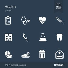 56 premium vector icons of Health designed by Freepik Vector Icons, Vector Free, Icon Design, Web Design, Health Icon, Free Icon Packs, Icon Collection, Icon Font, Packing