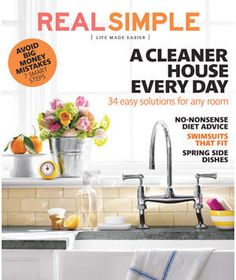 Real Simple Magazine Honors Better Life