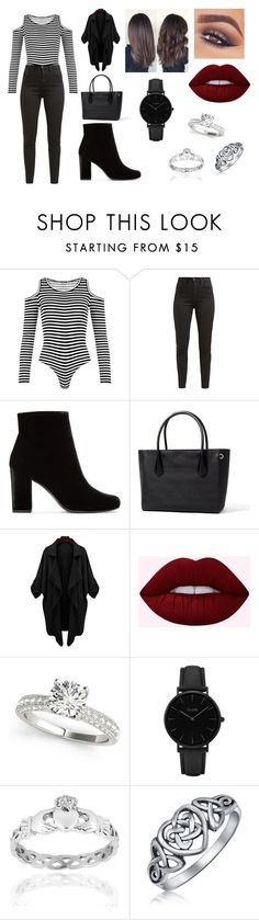 """""""My birthday is in less then a week! Woo Hoo"""" by sarapotter98 on Polyvore featuring WearAll, Levi's, Yves Saint Laurent, Mary Kay, CLUSE, West Coast Jewelry, Bling Jewelry, Winter, outfit and ootd"""