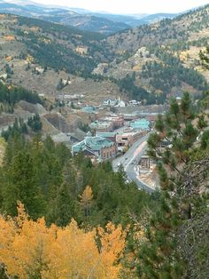Central City and Black Hawk Colorado - an amazing area with tons of history