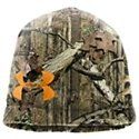 Mens UA Camo Fleece Beanie Headwear by Under Armour One Size Fits All Realtree AP by Under Armour. $24.99. Durable fleece delivers a brushed, soft feel that also traps heat to keep you warm and comfortable. Signature Moisture Transport System wicks sweat away from the body. ColdGear® lining has a little stretch and a lot of warmth. Fleece: 7.6 oz. Polyester. Lining: Polyester/Elastane. Imported.