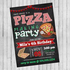Divertida invitación de cumpleaños infantil. #cumpleaños #invitaciones