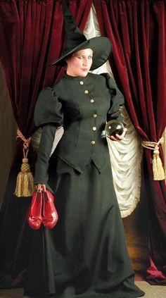 Wicked Witch Dorothy's Nightmare Costume Deluxe Adult Halloween Fancy Dress #Handmade #CompleteCostume