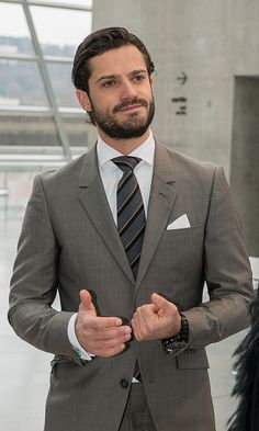 Prince Carl Philip turns 36! 10 photos of the handsome royal over the years