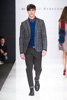 Massimo Rebecchi Fall 2014 Ready-to-Wear Runway - Massimo Rebecchi Ready-to-Wear Collection