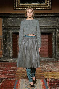 Tia Cibani | Fall 2014 Ready-to-Wear Collection | Style.com