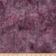 Bali Batiks Handpaints Mosaic May