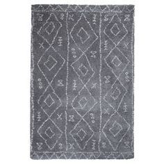 Tapis Tunis gris 160 x 230 cm Vivaraise - Vivaraise - Galeries Lafayette Tapis Design, Decoration, Galeries Lafayette, Home Decor, Palette, Boutique, Products, Style, Gray