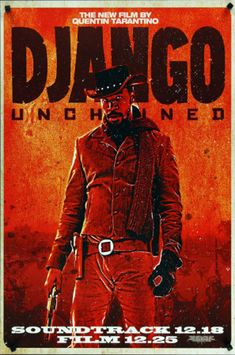 Django Unchained (2012) movie #poster, #tshirt, #mousepad, #movieposters2