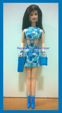 Barbie Hip 2 Be Square, 2000, Mattel #doll #collection