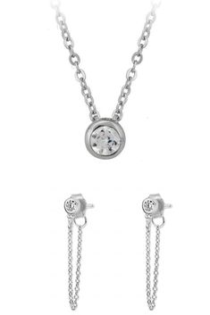 f0bf2536ec4c Gargantilla y pendientes de plata 925. Ya están disponibles en la web!