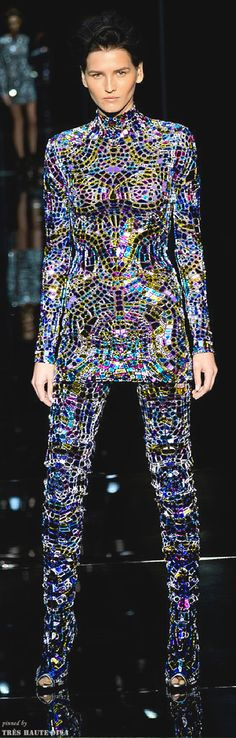 #London FW Tom Ford Spring/Summer 2014 RTW www.nytimes.com/...