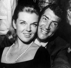 Dean and Jeanne Martin - undated photo - web source -MReno