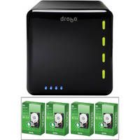 Drobo   12TB (4x3TB) 4-Bay Hard Drive Array Enclosure Kit