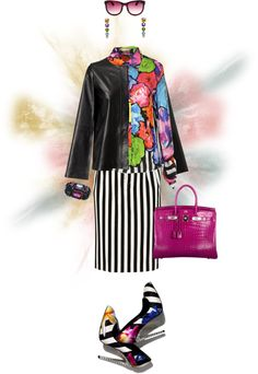 """""""Cavalli Top Contest"""" by designsbytraci ❤ liked on Polyvore"""