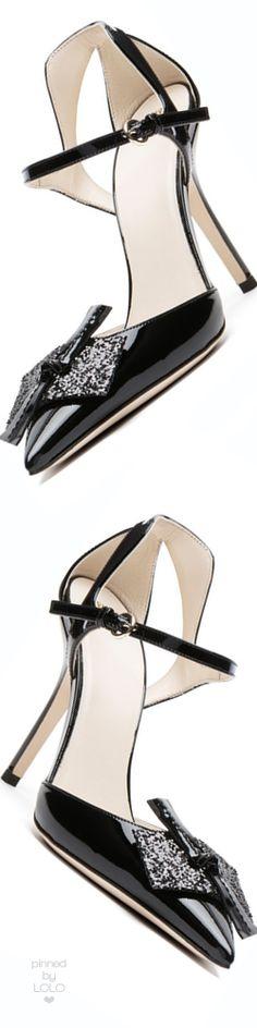Frances Valentine 'Julia' Cutout Pointy Toe Pump | LOLO❤︎